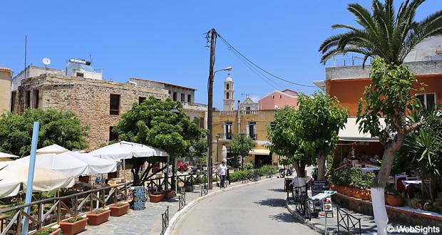 Chania stad