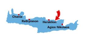 Hersonissos karta
