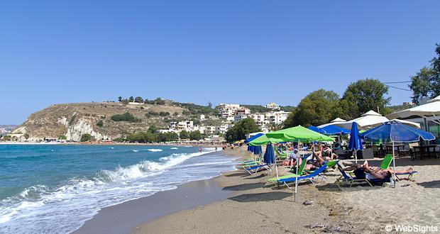 Kalives strand