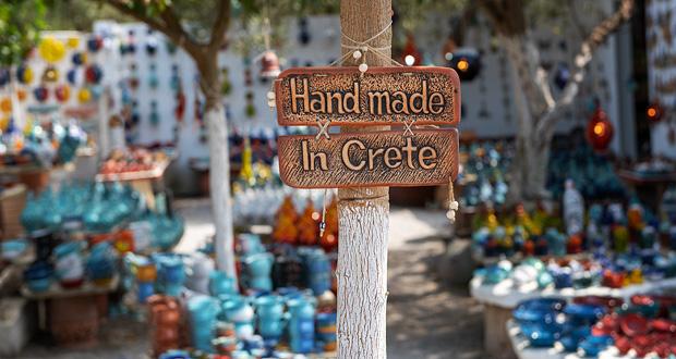 Marknad Kreta