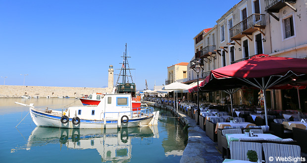 Rethymnon restaurang